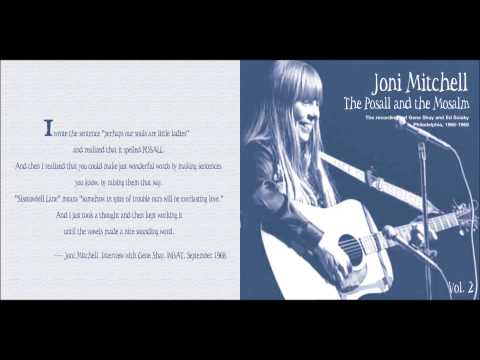 Joni Mitchell - Brandy Eyes