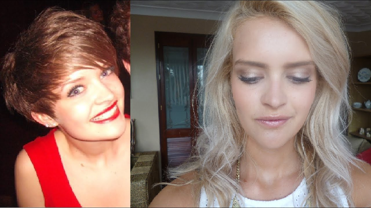 How To Go From Brown To Blonde At Home