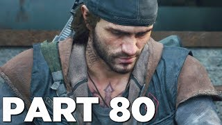 THE LAST O'BRIAN CALL in DAYS GONE Walkthrough Gameplay Part 80 (PS4 Pro)