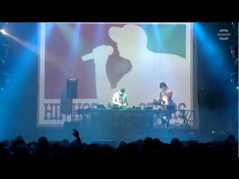 Hip-Hop All Stars 2012. DJ Nik One Live.