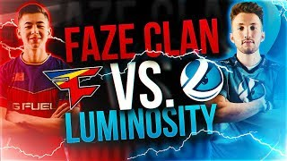 FaZe vs LG - Team Scrim