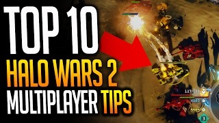 Top 10 Halo Wars 2 Multiplayer Tips VideoMp4Mp3.Com