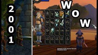2001 World of Warcraft Flashback | Pre-Alpha WoW Screenshots, Forums & More!