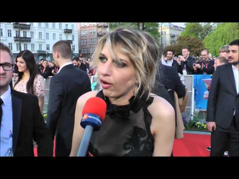 INTERVIEW WITH AMANDINE BOURGEOIS (FRANCE 2013)