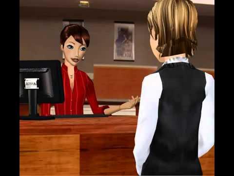 Bank Teller Customer Service eLearning Module