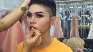 Makeup tutorial boy to girl / Makeup ✔