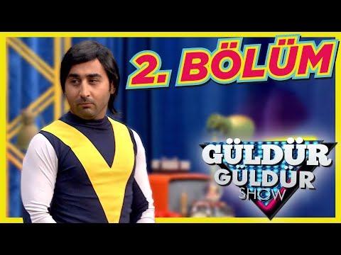 Güldür Güldür Show 2. Bölüm Tek Parça Full HD