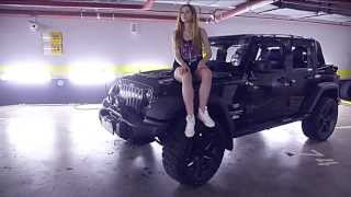 "Jeep Wrangler Rubicon Unlimited ""Badu"""