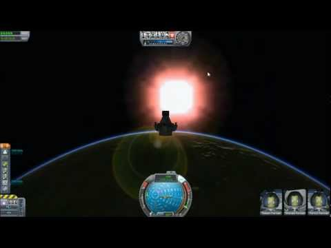 Kerbal Space Program: Mun Base Project EP 21
