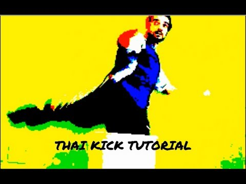 MUAY THAI KICKS : Tips & Tricks TUTORIAL Image 1