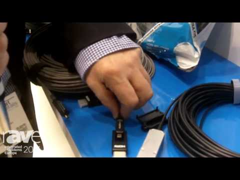 ISE 2017: TTL Network Details Active Audio Cable With Adapters
