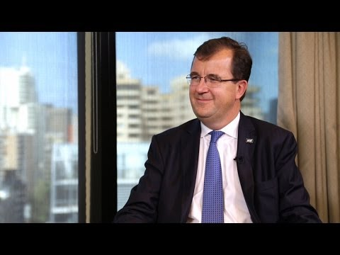 World Bank's Bertrand Badré discusses key G20 issues (UNSW Business School)