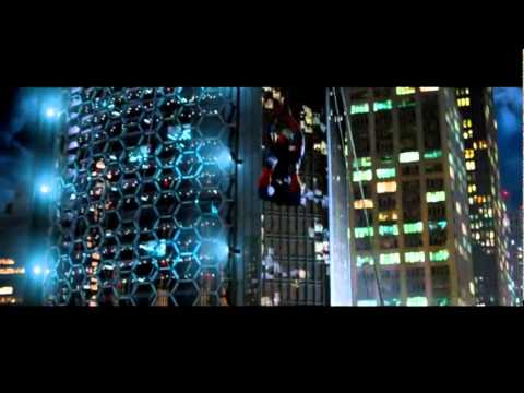 The Amazing Spider man 3D trailer italiano in HD