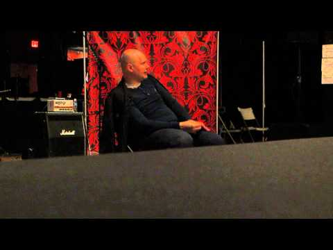 Smashing Pumpkins Charlotte VIP Q&A Part 1
