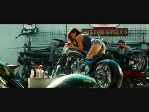 Megan Fox - Hot Scene Transformers 2