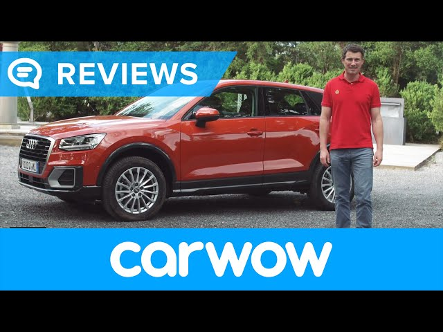 Audi Q2 SUV 2017 review | Mat Watson Reviews - YouTube