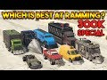 GTA 5 ONLINE : WHICH IS BEST AT RAMMING? (RAMP BUGGY, PHANTOM WEDGE, ETC.) [300K Special]
