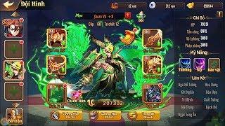 OMG 3Q Cùng Review Game || Build Đội Hình Chuẩn Của Thục Chuẩn Và Ngon Thảo Linh