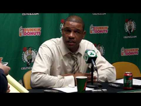 Doc Rivers on his ejection