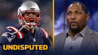 Ray Lewis reacts to Titans' safety comments on Tom Brady heading into playoff game | UNDISPUTED