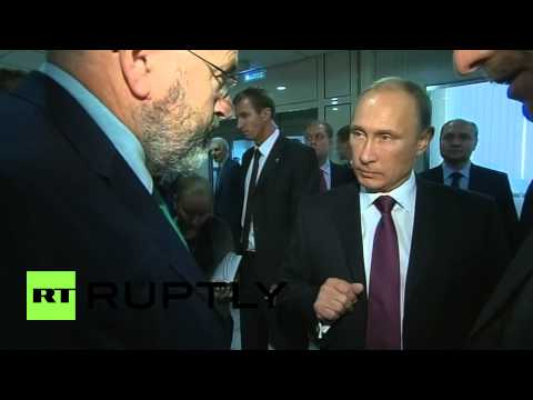 "Russia: ""Western countries neglect Ukraine's shellings"" says Putin"
