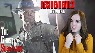 No Way Out Resident Evil 2 Remake The Ghost Survivors Gameplay
