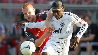 HIGHLIGHTS: Toronto FC vs. Vancouver Whitecaps