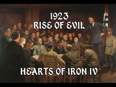 Hearts of Iron IV 1923 Rise of Evil - Обзор Мода
