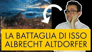 Albrecht Altdorfer - la battaglia di Isso