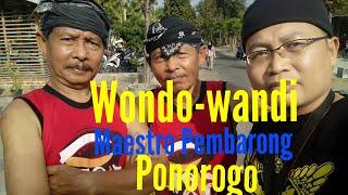 download lagu Maestro Pembarong Si Kembar Wondo Wandi Mengguncang Kambeng Slahung gratis