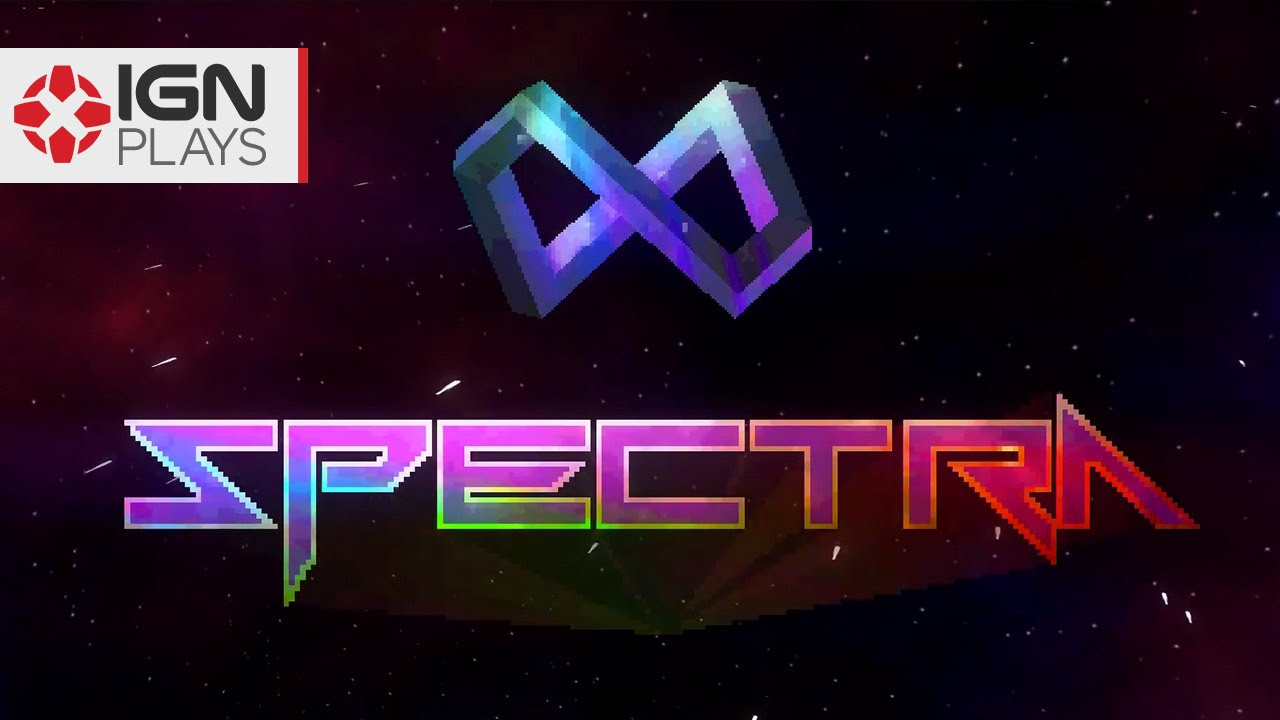 Relive Your Arcade Days with Chiptune Powered Racing Game Spectra - IGN Plays