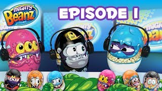 MIGHTY BEANZ | The Mighty Gamez | Episode 1 | Toys for Kids