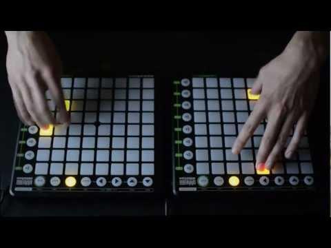 M4sonic - Virus (Dubstep creado en directo con Obleton)
