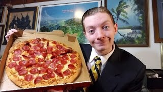 My Favorite Pizza From Little Caesars
