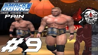 WWE Smackdown Here Come The Pain #9 (Bad Blood)