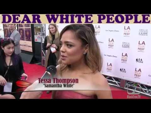 Dear White People LA Film Festival Premiere - Audience Reactions....