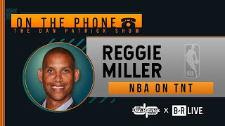 Reggie Miller Talks LeBron vs Kawhi, Jimmy Butler & More with Dan Patrick | Full Interview | 11/5/19