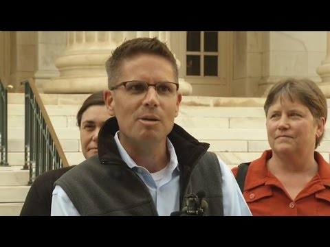 Raw Video: Supreme Court's 'non-decision' affirms same sex marriage