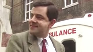 Bean Heads To The Hospital | Official Mr. Bean