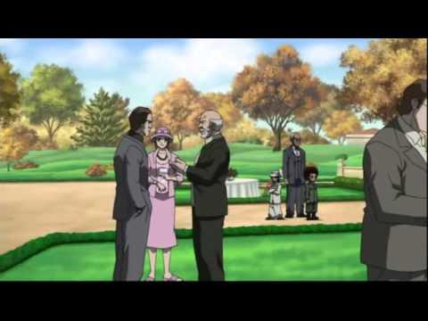 The Boondocks The Garden Party S01e01 Youtube