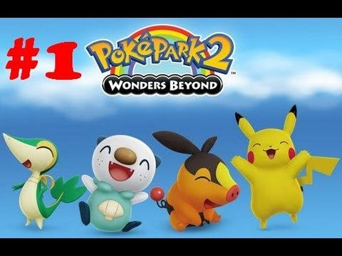 PokePark2 Wonders Beyond Walkthrough [ENG] Part 1