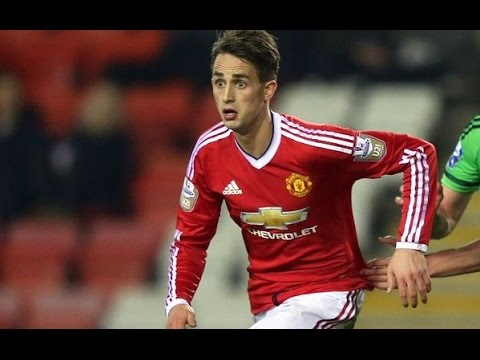 Adnan Januzaj return vs Southampton 23/1/2016