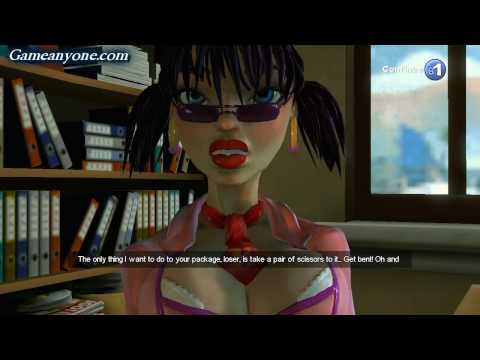 [Let's Play] [PC-HD] Leisure Suit Larry  - Box Office Bust - Part 5