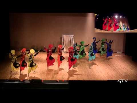 Bhangra Knightz  Bruin Bhangra 2014 video