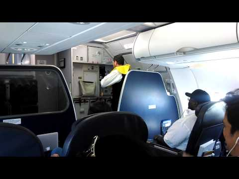 New On Board Flight Instructions - Spirit Airlines