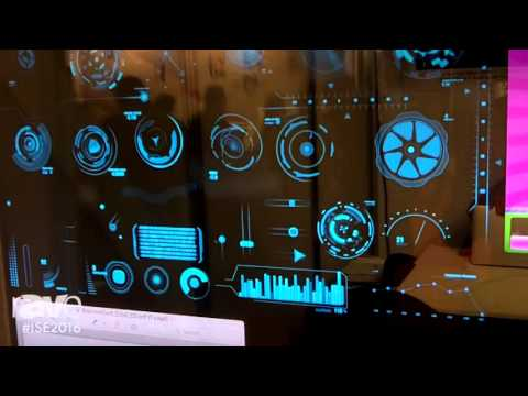 ISE 2016: Mobixera Details the HUD Futuristic Display