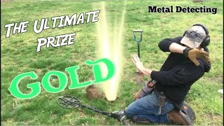 G-G-GOLD! - Metal Detecting a 200 Year Old House Finds the Ultimate Prize!