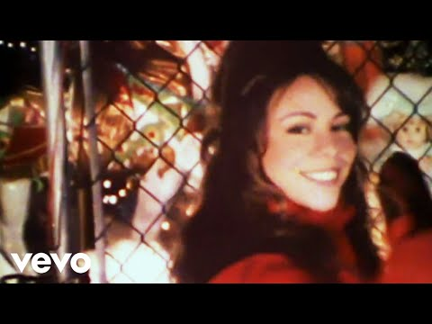 Music video by Mariah Carey performing All I Want For Christmas Is You. YouTube view counts pre-VEVO: 61153 (C) 1994 SONY BMG MUSIC ENTERTAINMENT.