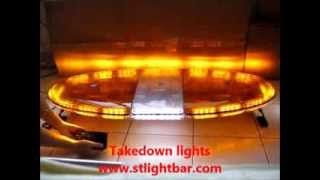 LB6100 LED lightbar,alley and takedown lights available
