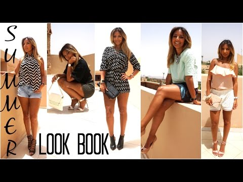 Summer LookBook  2 0 1 4 #2 (à Marrakech)